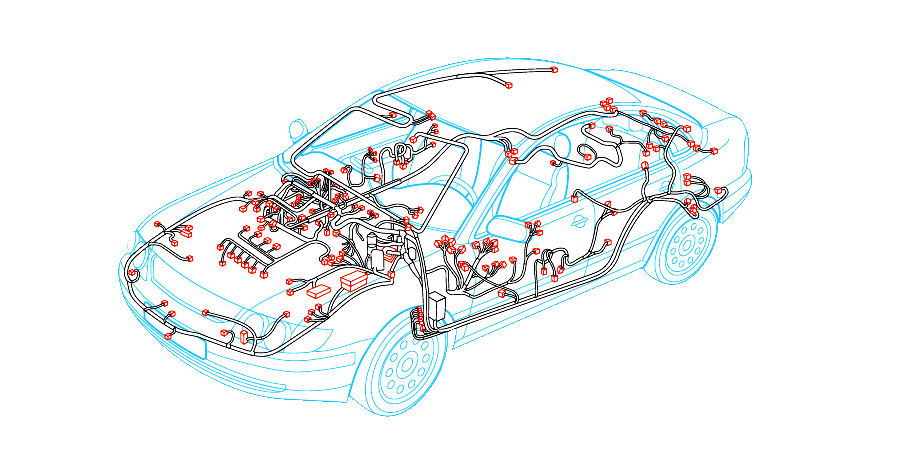 Automotive & consumer Product wiring harness manufacturers in Pune - Sparsh elctronics